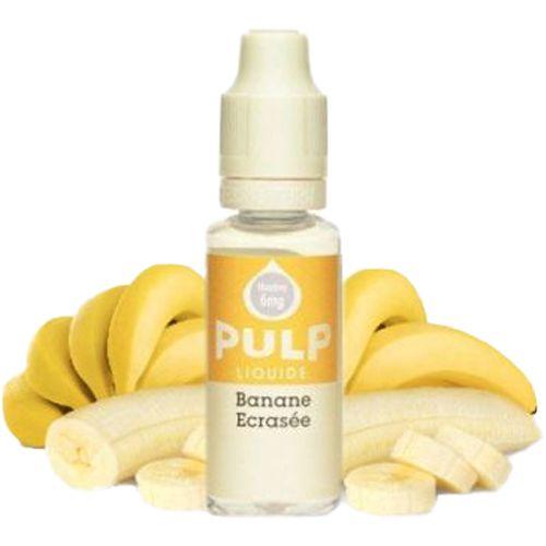 Banane Ecrasée Pulp