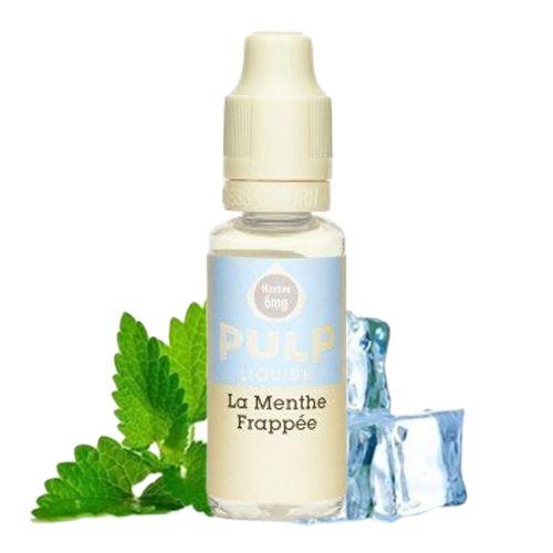 E-Liquide Menthe Frappée 20ml (Pulp)