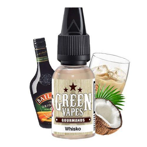 Whisko Green Vapes