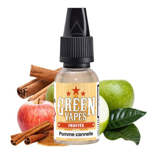 Pomme Cannelle Green Vapes