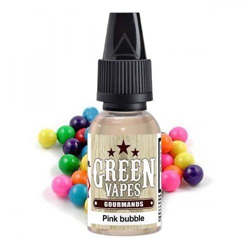 Pink Bubble Green Vapes