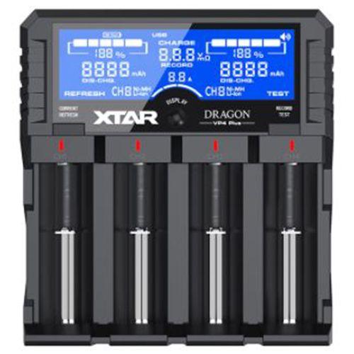 Chargeur d'accus VP4 Plus Dragon Xtar