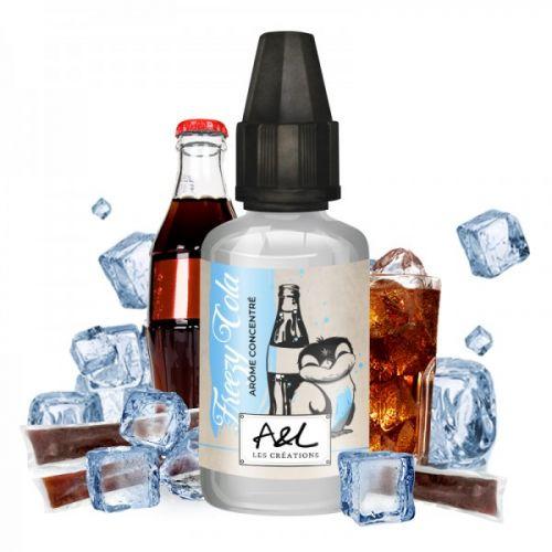Concentré Freezy Cola 30ml Les Créations by A&L