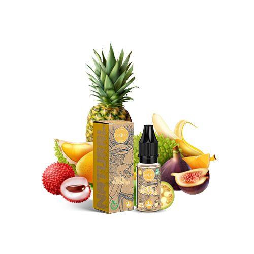 E-liquide Natural Fruits Exotiques par Curieux E-liquides