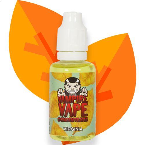 Arôme Tabac Virginia 30ml Vampire Vape