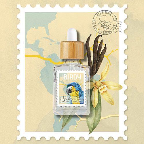 Prêt à booster Mini Vanille Planifolia - Birdy Vape