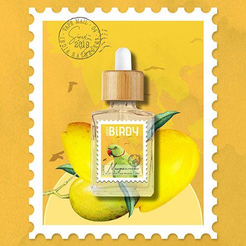 Prêt à booster Mini Mangue Alphonso - Birdy Vape