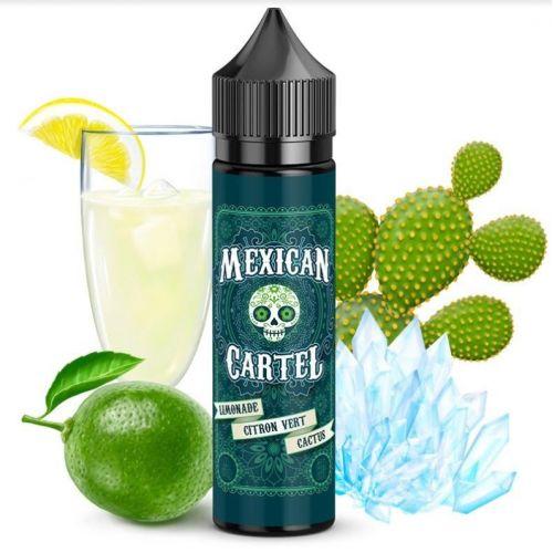 Prêt à booster Limonade Citron Vert Cactus - Mexican Cartel