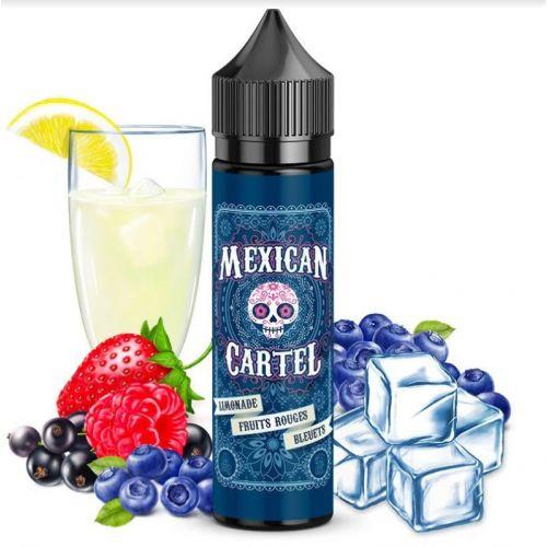Prêt à booster Limonade Fruits Rouges Bleuets - Mexican Cartel