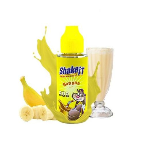 Prêt à booster Shake It Banana