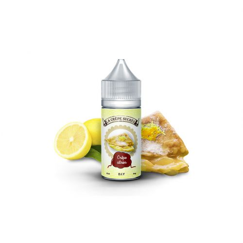 Arôme concentré Crêpe Citron - La Crêpe Sucrée