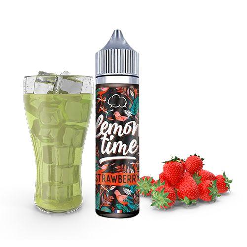 Prêt à booster Strawberry - Lemon Time