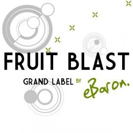 E-Liquide Fruit Blast 10ml (Grand Label)