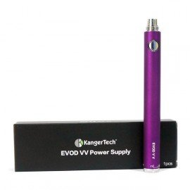 Batterie EVOD VV 1000mah Voltage Variable (Kanger) Acier