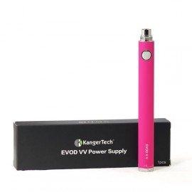 Batterie EVOD VV 1000mah Voltage Variable (Kanger) Acier