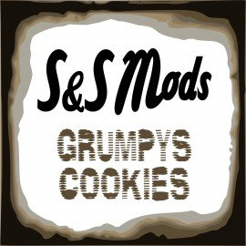 Grumpys Cookies 20ml (S&S Mods)