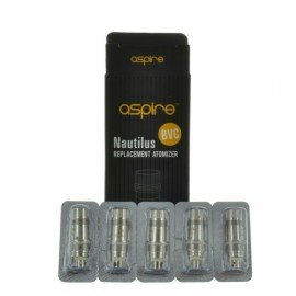 Résistances Aspire BVC (verticale) pour Nautilus