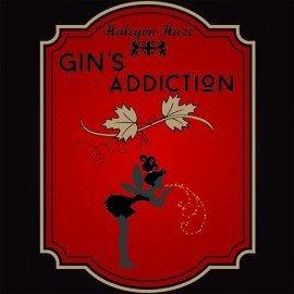 E-liquide Gins Addiction 20ml (Halcyon Haze)