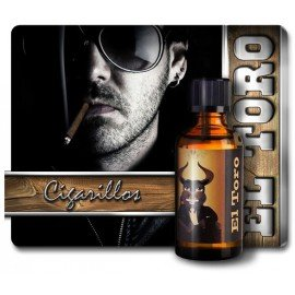 Pack de 5 flacons 10ml - E-liquide Cigarrillos Naturales (El Toro Raw)
