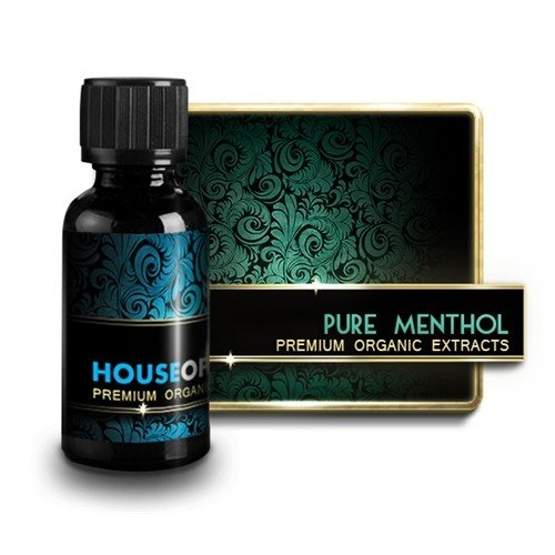 E-Liquide Pure Menthol 10ml (Premium Organic)