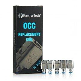 Résistance OCC Ni200 pour Subtank (Kanger)