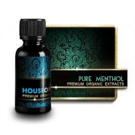 Pack de 5 flacons 10ml - E-liquide Pure Menthol (Premium Organic)