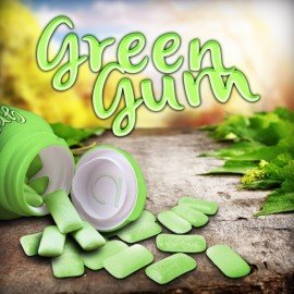 E-Liquide Green Gum 10ml (Alfaliquid)