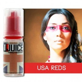 E-Liquide USA Reds 10ml (T-Juice)