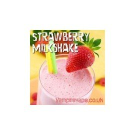 Arôme Strawberry Milkshake 30ml (Vampire Vape)