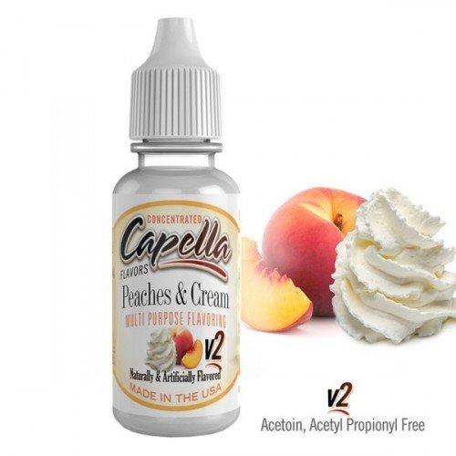 Arôme Pêche et Crème V2 (Capella)