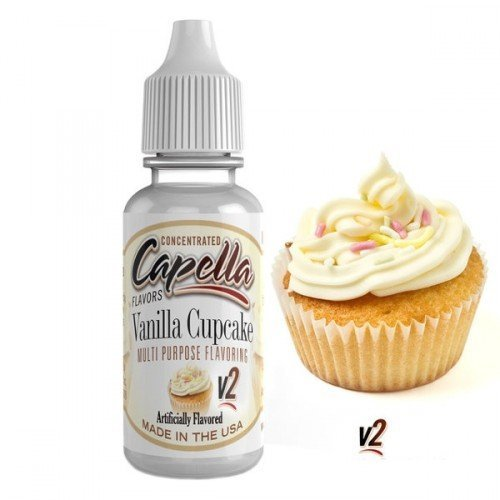 Arôme Gateau Vanillé 13ml (Capella)