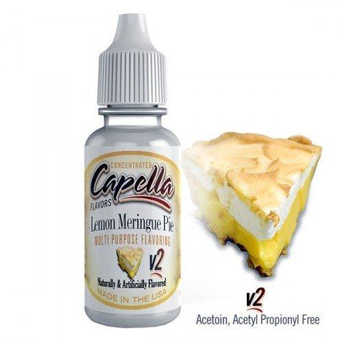Arôme Tarte au Citron Meringuée 13ml (Capella)