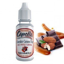 Arôme Chocolat Caramel Amandes 13ml (Capella)