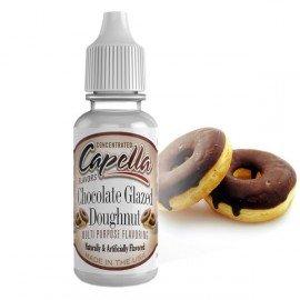 Arôme Doughnut Chocolat Glacé 13ml (Capella)
