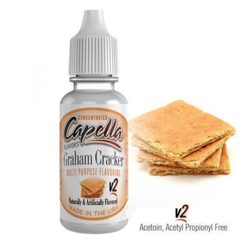 Arôme Graham Cracker v2 13ml (Capella)
