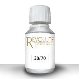 E-liquide Base 30/70 115ml (Revolute)
