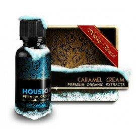 [PRECO] E-Liquide Caramel & Cream 60ml (Premium Organic)