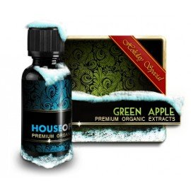 [PRECO] E-Liquide Green Apple 60ml (Premium Organic)