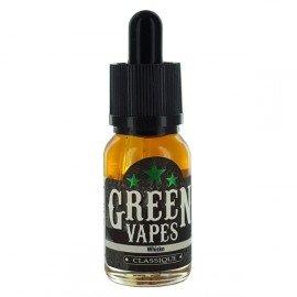 E-liquide Whisko 15ml (Green Vapes)