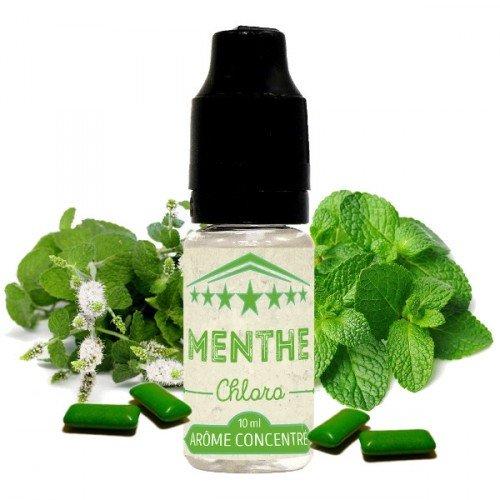 Arôme Menthe Chlorophylle 10ml (Authentic Cirkus)