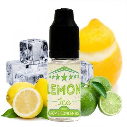 Arôme Lemon Ice 10ml (Authentic Cirkus)