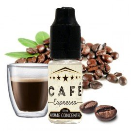 Arôme Café Expresso 10ml (Authentic Cirkus)