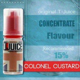 Arôme Colonel Custard 10ml (T-Juice)