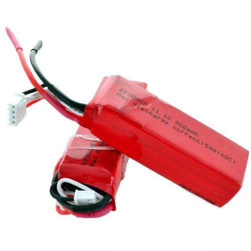 Batterie EF900HP 11.1V 900mAh Li-Po (Efest)