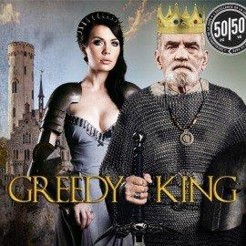 E-Liquide Greedy King (Dark Story par Alfaliquid)