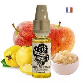 E-Liquide Fruits du Verger 10ml (Mécanique des Fluides)