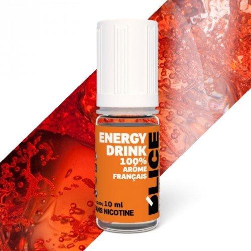 D Lice E-Liquide Energy Drink Boisson énergisante