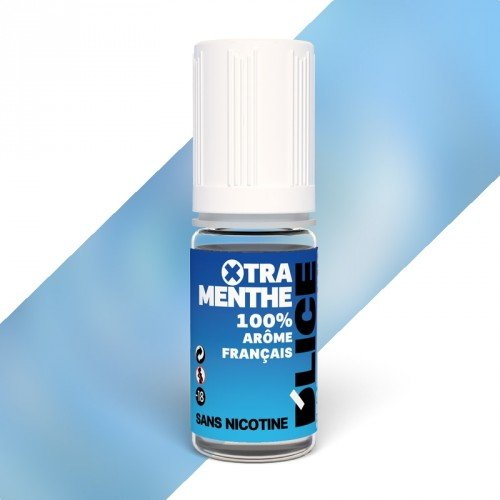 D Lice E-Liquide Xtra Menthe Glaciale