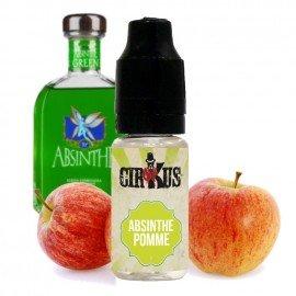 E-Liquide Absinthe Pomme (Authentic Cirkus)