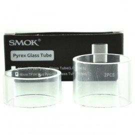Tube Pyrex pour Micro TFV4 Plus (Smok)